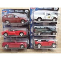 6 Miniaturas Jornal Extra - Carros Inesqueciveis - Lacrados