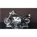 Harley Davidson Fxstd Softail Deuce 2000 1:18 Maisto