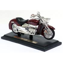 Miniatura Moto Honda Walkyrie Rune Vinho
