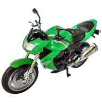 Moto Miniatura Kawasaki Z1000 Honda Hornet Yamaha Suzuki R1