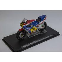 Miniatura Moto Honda Ns500 Freddie Spencer 1983