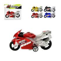 Brinquedo Infantil Mini Moto Vermelha