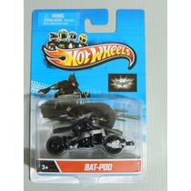 Hot Wheels Bat-pod Moto Do Batman