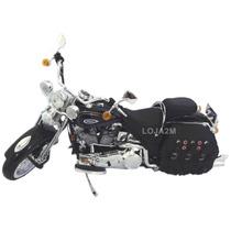 Moto Harley Davidson - Flsts Heritage Springer 1:10 Maisto