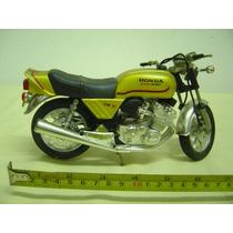 Miniatura Antiga Moto Honda Super Sport Cbx Guiloy