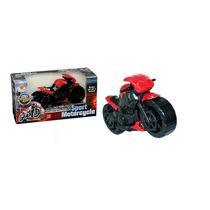 Brinquedo Moto Sport Motorcycle - Frete Grátis