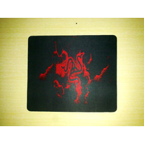 Mousepad Razer Vermelha Edição Limitada (nova)