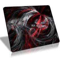 Mousepad Gamer Winpad Aura Red Grande Control 45x40cm , Qck+