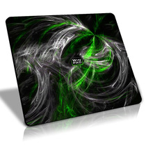 Mousepad Gamer Winpad Aura Green Grande Speed 45x40cm, Qck