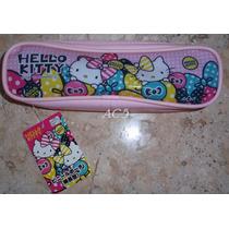 Estojo De Lápis Da Hello Kitty