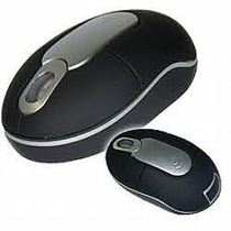 Mini Mouse Sem Fio 2.4ghz Wireless 1000dpi 10metros