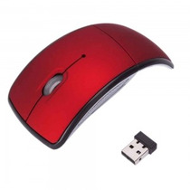 Folding Mouse S/ Fio 2.4 Ghz Usb Wireless Frete Gratis