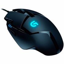 Mouse Gamer 4000dpi Hyperion Fury Logitech G402 + Brinde