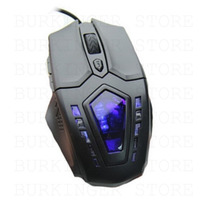 Mouse Shark Gamepro Wired 4800dpi Game Usb Importado