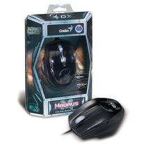 Mouse Genius Gx Gamer Maurus 21 Macros 3500dpi Mmo Rts Usb