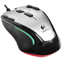 Mouse Gaming Logitech G300 Optico Usb C Fio 2500dpi