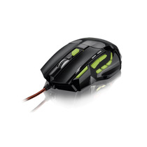 Mouse Firemouse Gamer Performance Usb Óptico 2400dpi 7 Bot