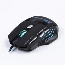 Novo Mouse X7 Gaming Estone 3200 Dpi 7botão Led Frete Grátis