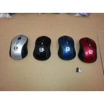 C3 Tech Mouse Sem Fio Óptico Mw100-bk Usb Saldo*