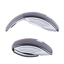 Mouse Optico Dobrável Design Wireless 2.4 Ghz Usb Design