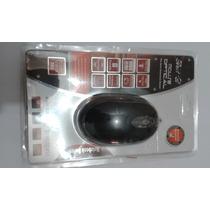 Mouse Usb Òptico Preto-usb3.0 Model: 805 Xp, Me, 2000 Osx