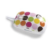 Mini Mouse Ball Retrô Pc Usb Óptico 800 Dpi