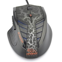 Mouse Gamer 3200 Dpi Pc Note Otico Hybrid Pro Gaming T16 6bt