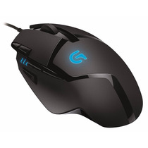 Mouse Logitech G402 Hyperion Fury Fps Gaming 4000 Dpi