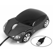 Kit C/ 10 Mouse Óptico Formato De Carrinho Conecção Usb