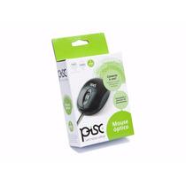 Mouse Optico Usb 800 Dpi Preto Para Notebook E Pc (original)