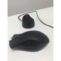 Mouse Razer Naga Epic Wireless Games Mmo Photoshop