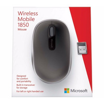 Mouse Sem Fio Wireless Mobile 1000 Usb - Microsoft