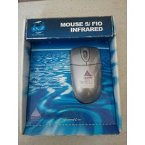 Mouse Ps2 Sem Fio Infraero Clone Box