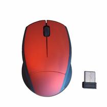 Mini Mouse Optico 800 Dpi Wireless Sem Fio Usb Notebook, Pc