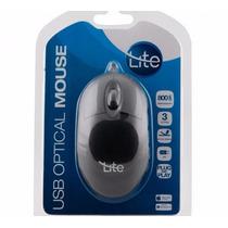Mouse Usb 800dpi Oml-101 Preto Lite