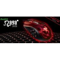 Razer Naga Hex Laser Moba