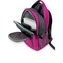 Mochila Para Notebook 15,6 School Rosa Bo368 Multilase...