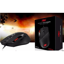 Mouse Gamer Iluminado Display Lcd 10 Botões 6.000dpi Laser