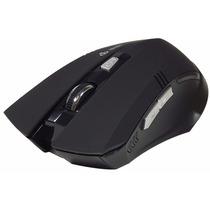 Mouse Gamer X-soldado Sem Fio 3000 Dpi 2.4 Ghz + Mouse Pad