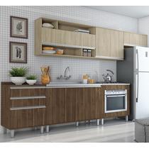 Cozinha Modulada 6 Peças Connect Henn