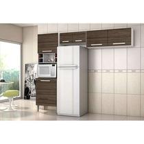 Cozinha Armário Paneleiro Kit 6 Portas Kit