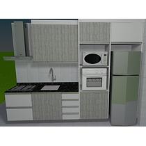 Cozinha Planejada 100% Mdf