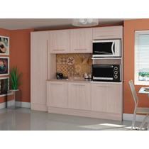 Cozinha Compacta Balcão Paneleiro Armário 4 Pçs Kappesberg