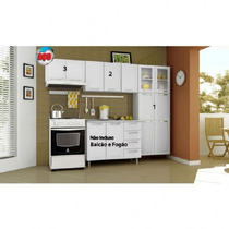 Conjunto De Cozinha Itatiaia Criativa 3 Pecas - Max Ii 23981
