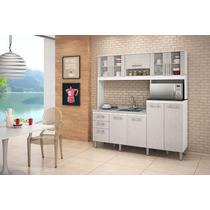 Armário Cozinha Para Pia 100% Mdf Branco Arezzo - Nicioli