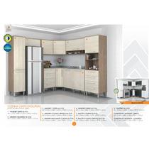 Cozinha Canto Evolution Completa - Porto Velho