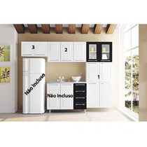 Conj. Cozinha Itatiaia Criativa 3pcs - Max Ii