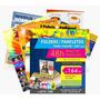Panfleto Folder Flyer Impresso Colorido Papel Couche