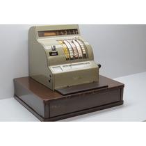Maquina Caixa Registradora Antiga National