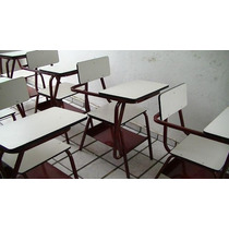 Cadeira Escolar, Carteira Estudantil, Cadeira Universitária